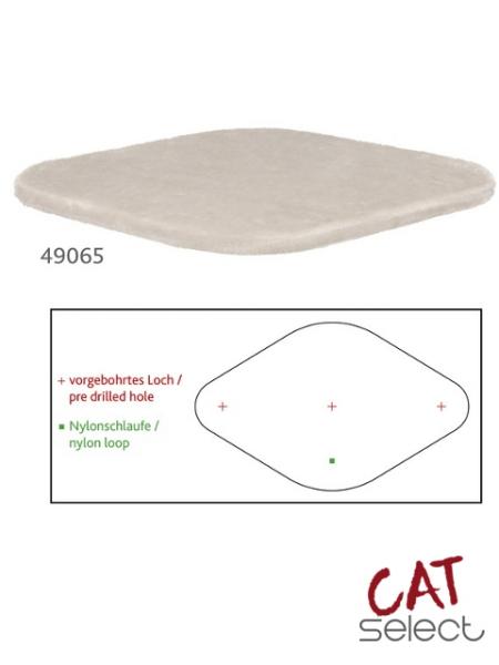 CatSelect Liegeplatte 65 × 40 cm