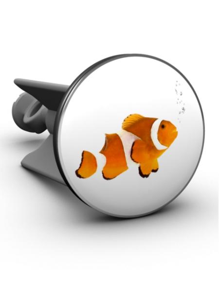 Plopp Lavabostöpsel Clownfisch Henry