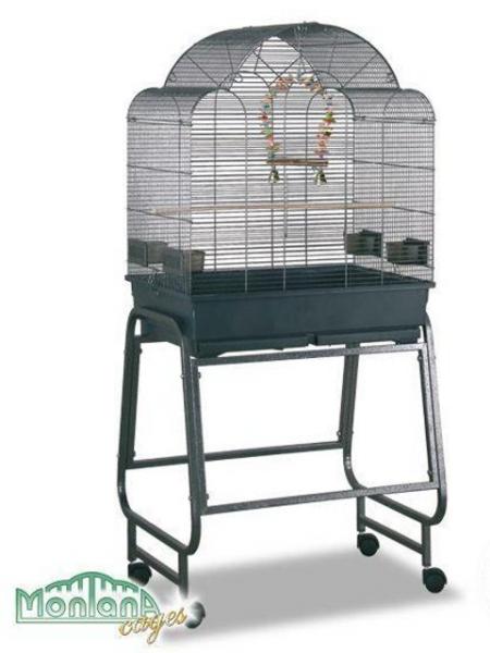 Montana Vogelkäfig Memphis II Platinum
