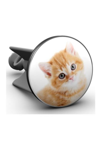 Plopp Lavabostöpsel Katzenbaby