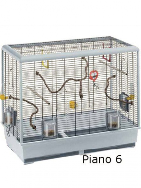 Ferplast Piano 6 87 x 46 x 70 cm