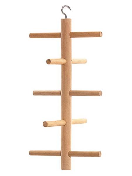 Klettergerüst Holz 25 x 13 cm