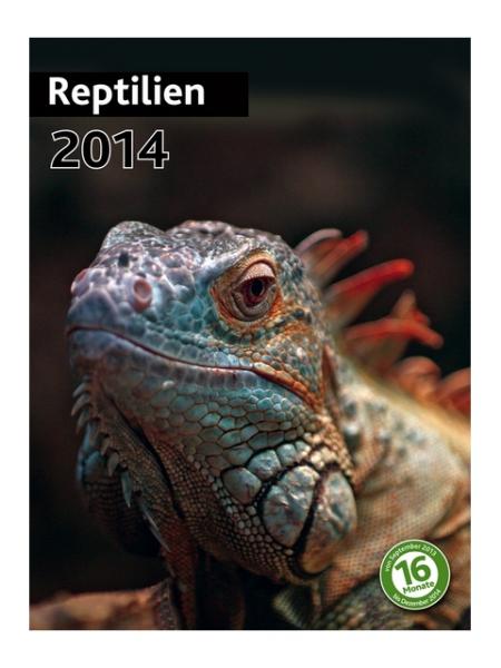 Kalender 2014 Reptilien