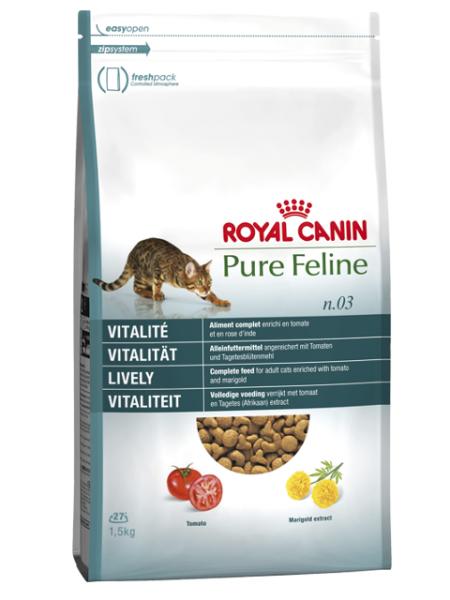 Royal Canin Pure Feline n.03 Vitalität