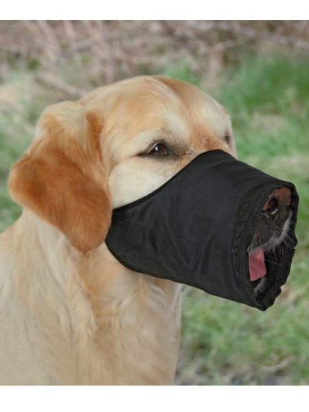 Hunde Maulkorb Nylon
