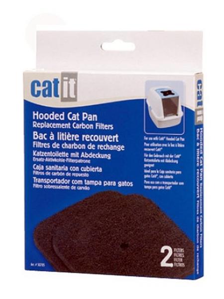 Ersatzfilter zu CatIt Katzentoilette