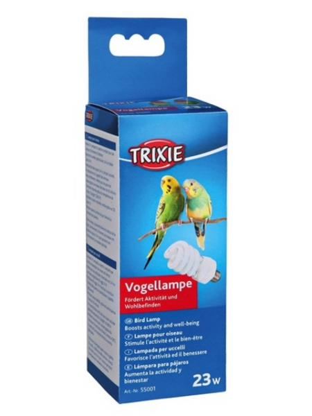 Trixie Vogellampe E27 Kompaktlampe